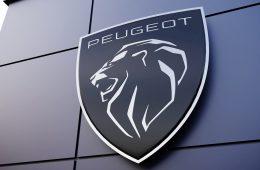 Новая эмблема Peugeot: льва опять лишили туловища и подняли на щит