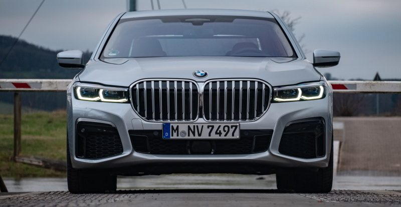 BMW отказалась от производства пяти моделей в России