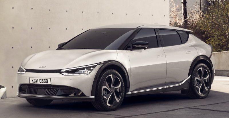 Новый электромобиль Kia: опубликованы характеристики модели