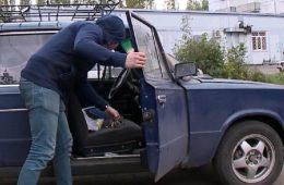 В Смоленской области по «горячим следам» задержали автоугонщика