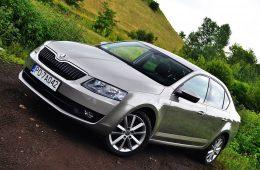 Выбираем желанную модель автомобиля SKODA