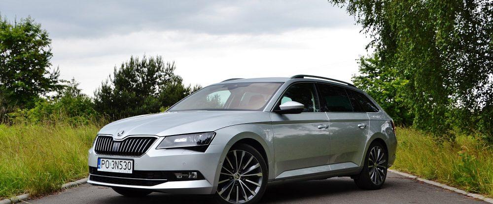 Škoda Superb Combi – привлекает всех покупателей