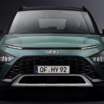 Hyundai представила бюджетный кроссовер Bayon