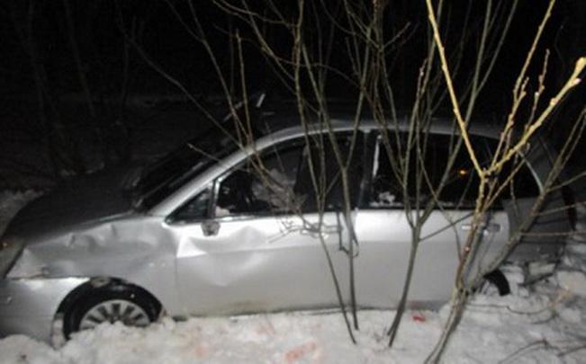 В Смоленске женщина получила травмы в результате аварии