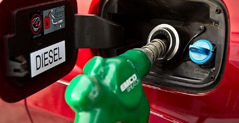 В Смоленской области подорожало дизельное топливо