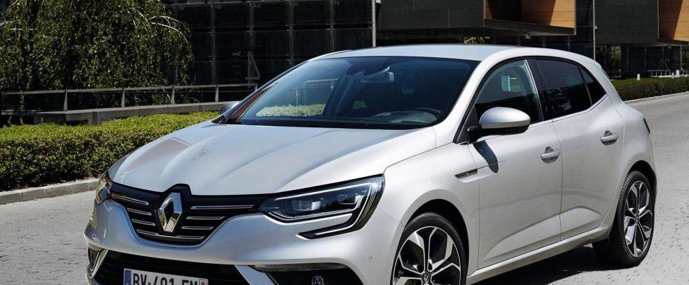 Новый Renault Megane: первые изображения