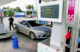 В России растут оптовые и розничные цены на бензин