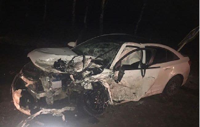 В Смоленской области в жестком столкновении микроавтобуса и легковушки пострадал годовалый ребенок