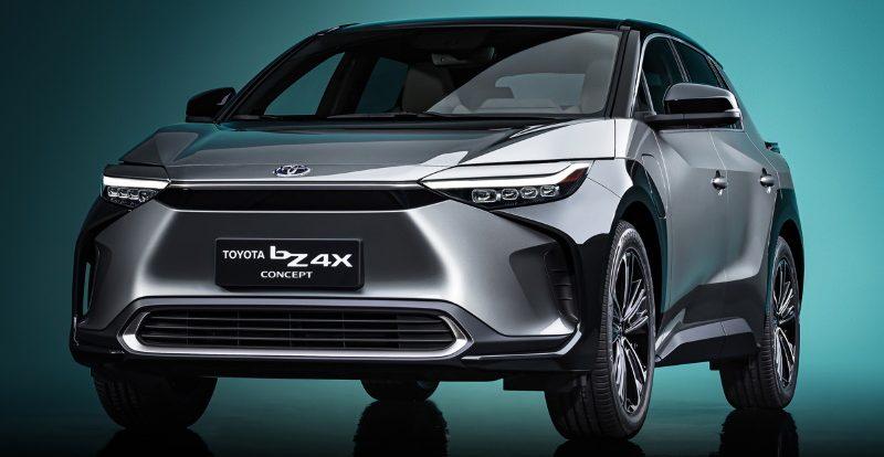 Рассекречен первый электромобиль марки Toyota