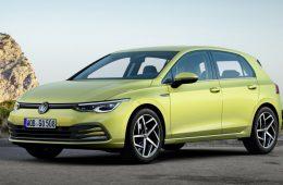 От 2,5 миллионов и выше: объявлены рублёвые цены на новый Volkswagen Golf