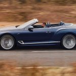 Кабриолет Bentley Continental GT Speed: на трансформацию мягкого верха нужно 19 секунд