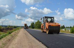 Какие дороги отремонтируют в Новодугинском районе Смоленской области
