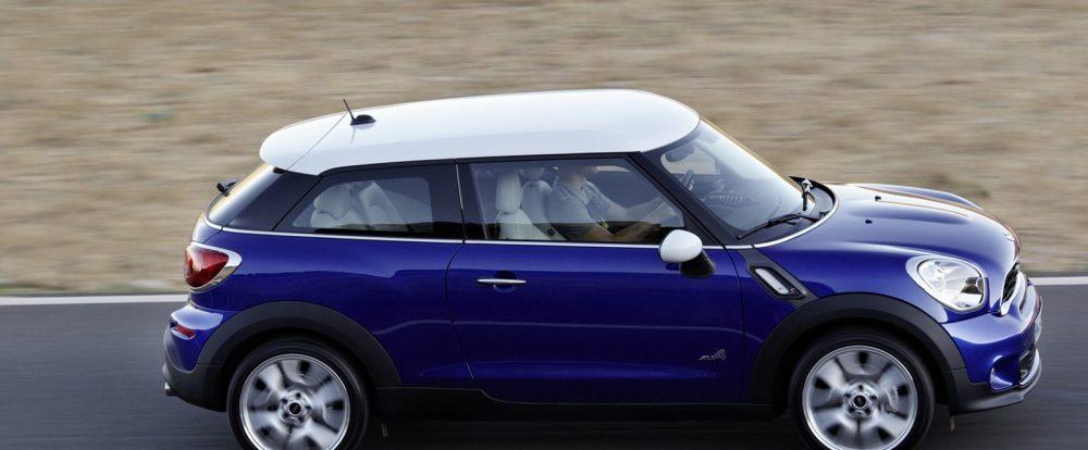 Планы Mini на ближайшие годы: маленький трёхдверный хэтчбек, кроссовер и минивэн