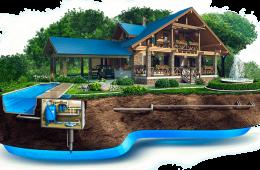 Обеспечиваем водой загородный дом