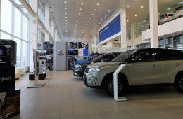 Автомобили Suzuki подорожали в России второй раз с начала года