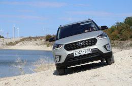 Новую Hyundai Creta поймали в России: внешних отличий от глобального кросса пока немного