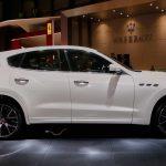 Кроссовер Maserati Levante обзавелся гибридной версией, как у Ghibli