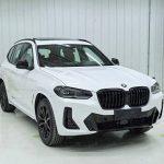 Обновлённый BMW X3 рассекречен досрочно: ещё больше фальшивого декора