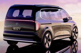 У «Мерседеса» появится новая модель Т-класса