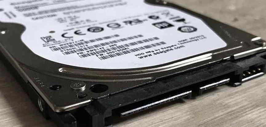 Выбираем жесткий диск для своего ноутбука