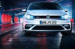 «Горячий» VW Polo GTI после рестайлинга отдалился от базового хэтча: теперь в стиле Golf