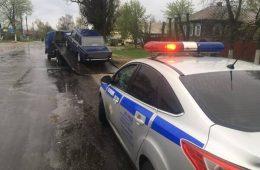 В Смоленской области сотрудники ГИБДД продолжают ловить нетрезвых водителей