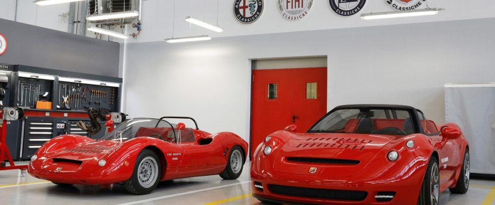 Под конец жизни Alfa Romeo 4C превратилась в Abarth 1000 SP
