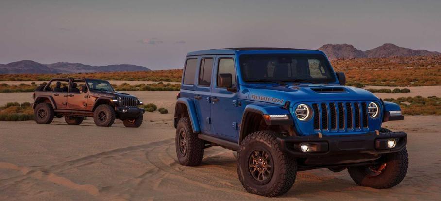Jeep Wrangler получит сверхпрочное ветровое стекло Gorilla Glass