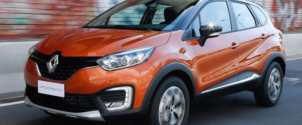 Renault Kaptur в РФ: более 130 тысяч проданных машин, популярность двухцветного кузова и CVT