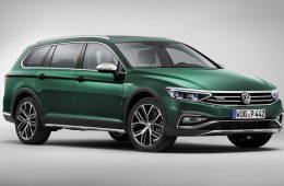 Volkswagen вернёт на российский рынок кросс-версию «Пассата»