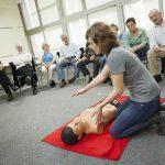 Почему обучение первой помощи на рабочем месте так важно