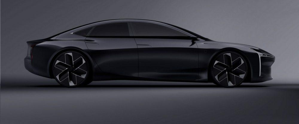 Hopium Machina: водородный конкурент Tesla Model S из Франции вышел на тесты