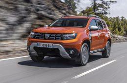 Представлен обновленный Dacia Duster