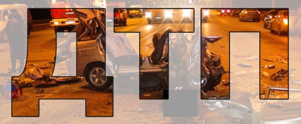 В Смоленской области два человека погибли после опрокидывания автомобиля