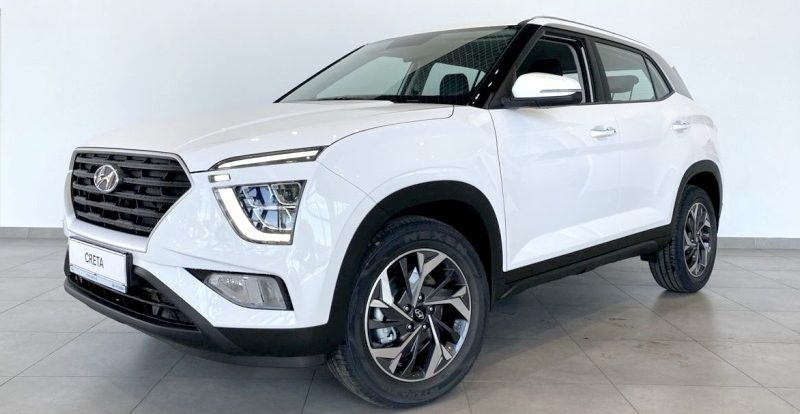 Новый кроссовер Hyundai Creta для России: начались продажи