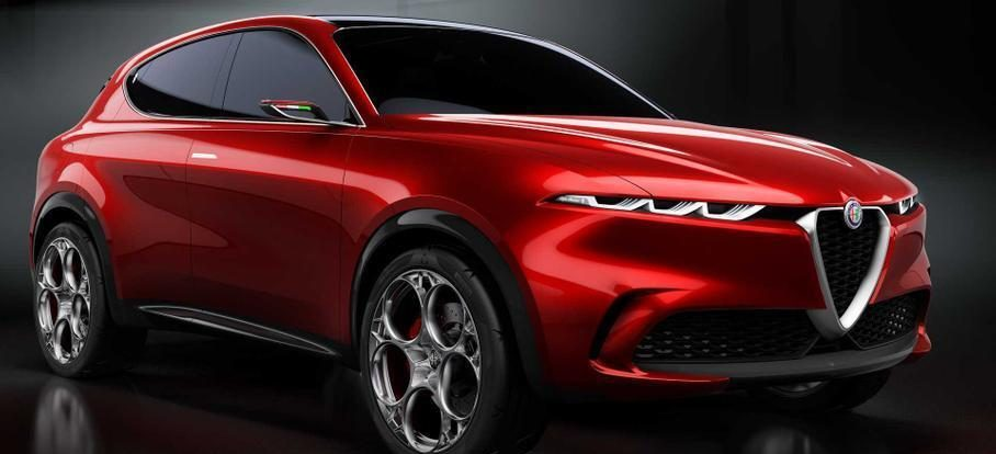Alfa Romeo Tonale будет заряжаться от розетки