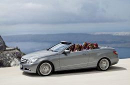 Новый кабриолет от Mercedes-Benz: каким он мог бы быть?
