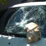 Житель Смоленска разгромил машину жены, решив ей отомстить