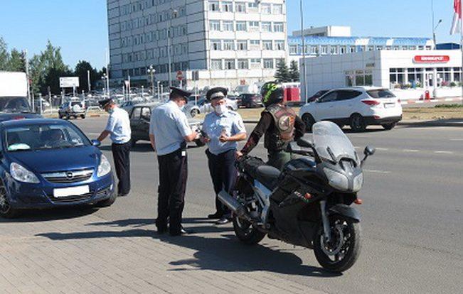В ходе операции «Мотоцикл» на дорогах Смоленщины выявили 207 нарушений ПДД