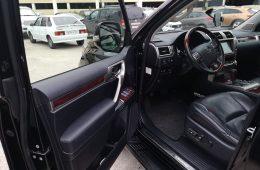 Lexus GX для России: теперь с переделанным салоном, но «чёрная» версия нам пока не досталась
