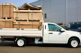 Из «Лады Гранты» пытаются сделать однотонный «грузовик». Что изменили в конструкции?