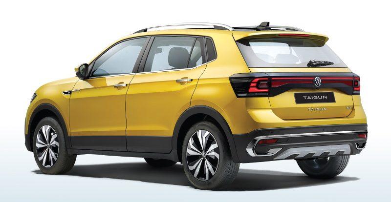 Volkswagen запустил производство ещё одного мини-кроссовера