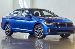 Представлен обновлённый седан Volkswagen Jetta, который не появится в России