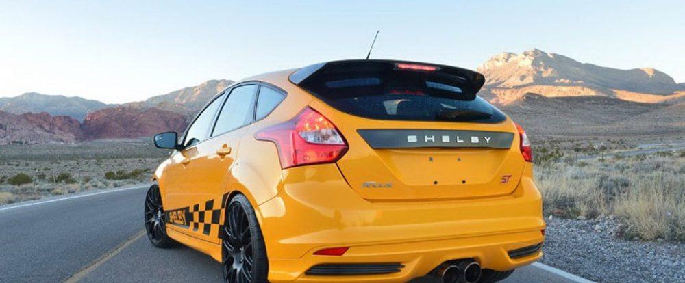 Ford Focus ST Edition: доработанная подвеска, но только в сочетании с «механикой»