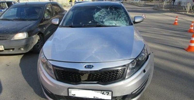 По факту ДТП с пешеходом на улице Попова в Смоленске возбудили уголовное дело
