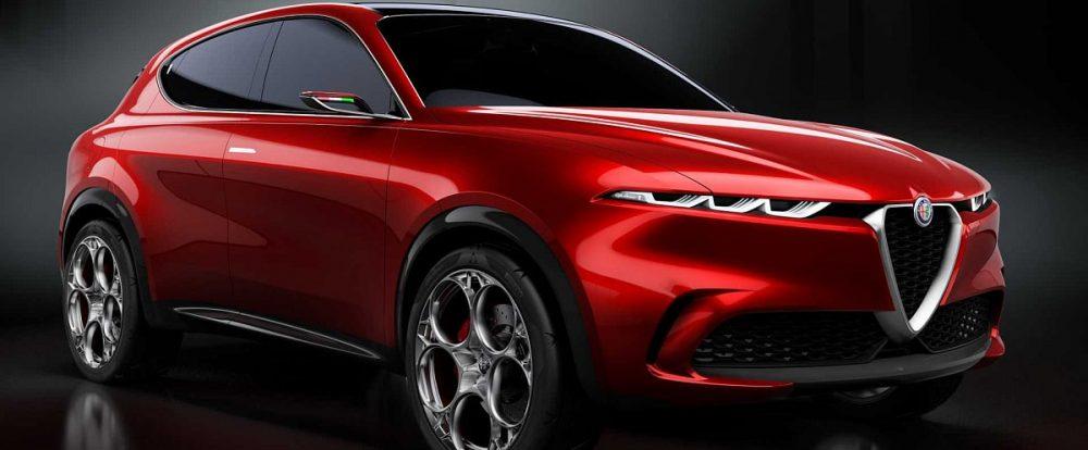 Итальянцы готовят кроссовер: новое изображение Alfa Romeo Tonale