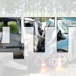 В Смоленске столкнулись машина газовой службы и легковушка
