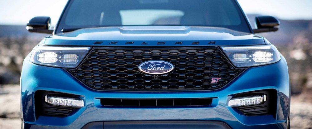 Ford дополнил линейку Explorer ST заднеприводной версией и представил вариант ST-Line