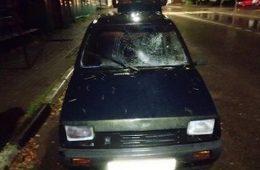 В Ельне легковушка на «зебре» сбила пешехода