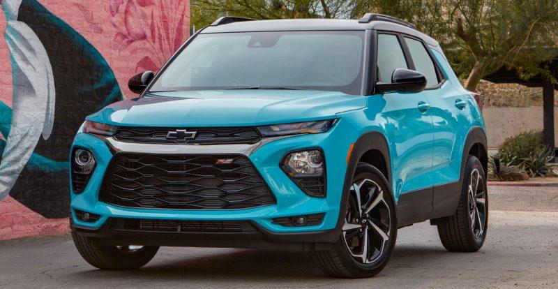 Новый кроссовер Chevrolet для России: опубликован полный прайс-лист